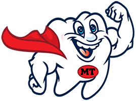Mighty Tooth Logo